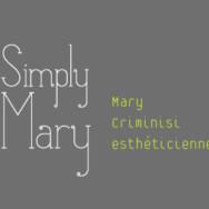 Mary Criminisi – esthéticienne