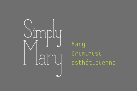 Mary Criminisi – esthéticienne